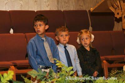 Дети: Самуил, Давид и Джессики